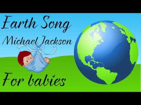 Michael Jackson - Earth Song in Baby Sleeping Version