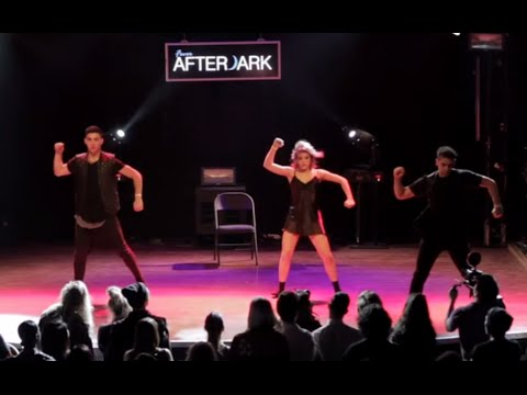 Jennie Pappas & Lamar Johnson Choreography  Fever After Dark