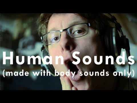Human Sounds (music video)