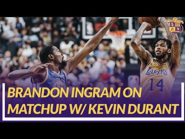 lakers-nation-post-game-brandon-ingram-talks-about-his-matchup-with-kevin-durant
