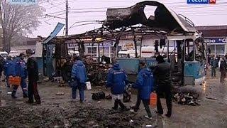 Второй Новый Теракт В Волгограде: Троллейбус Разорвало на Куски. Анализ. 2013
