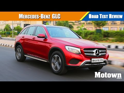 Mercedes Benz GLC | Road Test Review | Motown India