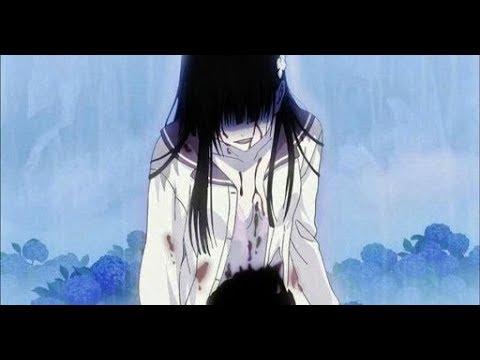 Я дышу твоей печалью, это воздух для меня [ AMV ]  аниме клип