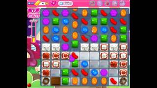 Candy Crush Saga level 1221 No Boosters