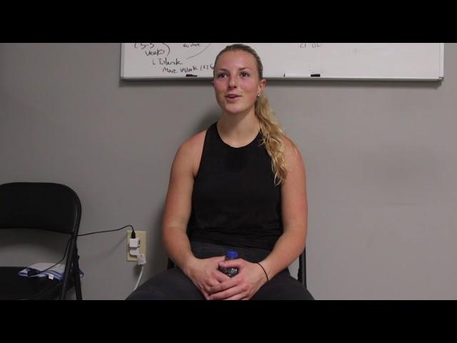 Athlete of The Week   Lexie Long