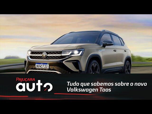 Lançamento: Tudo que sabemos sobre o novo Volkswagen Taos