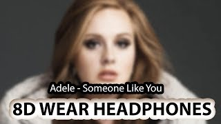 Download Mp3 Adele - Someone Like You  8d Music Vibes