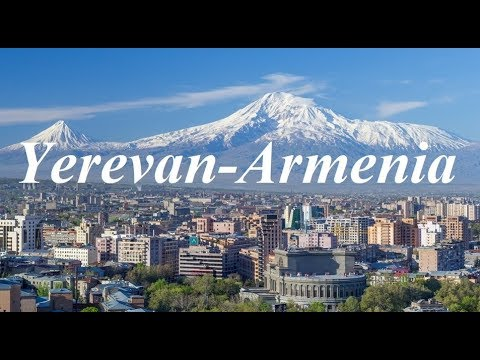 Armenia/Yerevan (City Center)  Part 2