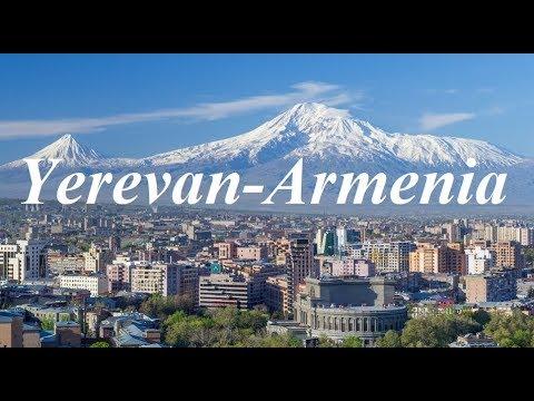 Армения / Ереван (Центр города) Часть 2
