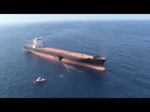 Kecelakaan Kapal Laut