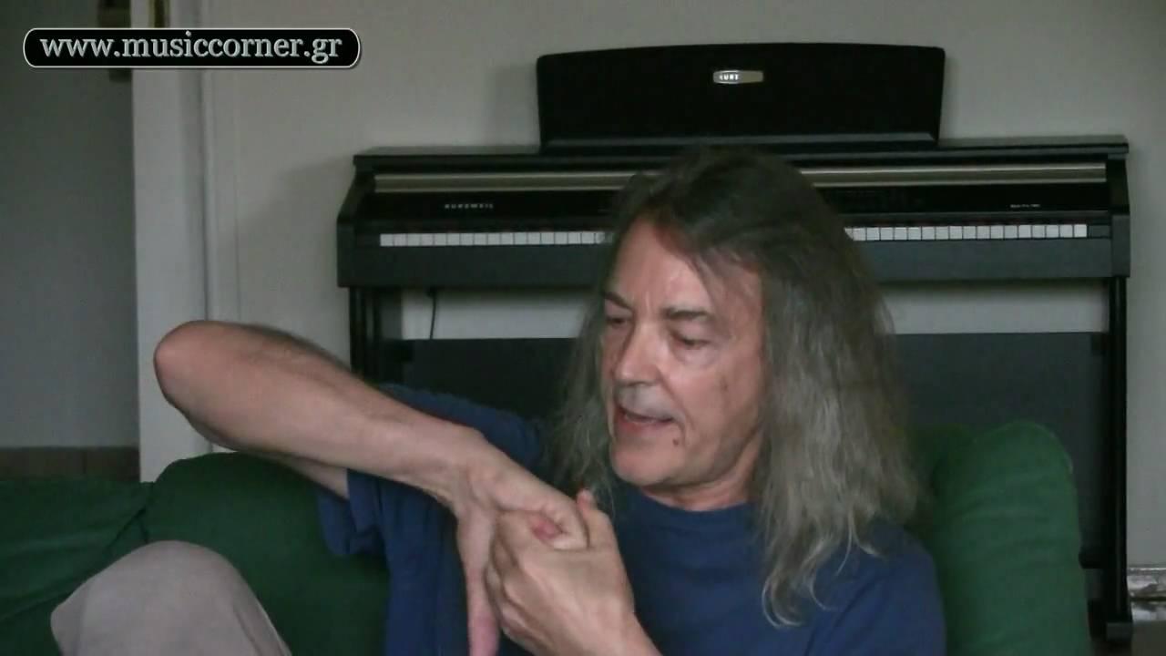Ο Γ. Μηλιώκας & η Γ. Γραμματικού στο MusicCorner.gr -Β' μέρος