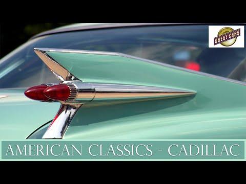 Great Cars - American Classics - Cadillac - 3872