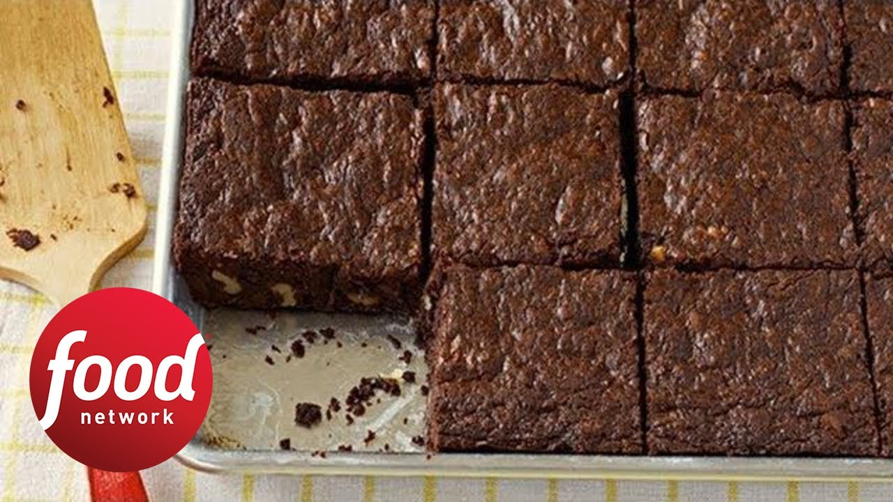 How to make inas outrageous brownies food network youtube how to make inas outrageous brownies food network forumfinder