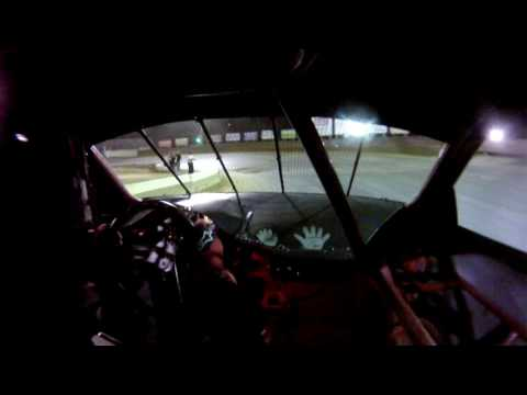 Belle-Clair Speedway Pro 4 Feature 6-9-17