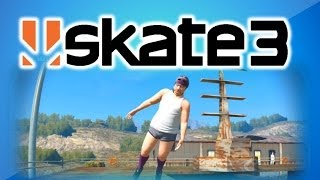 Skate 3 Funny Moments w/ Vanoss, Delirious and Nogla - Tornado, Hall of Meat, Crazy Body Glitch! thumbnail