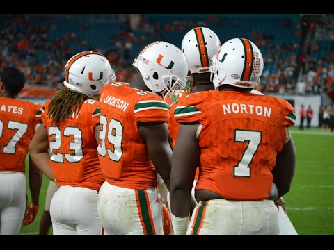 Miami Hurricanes Defensive Ends Preview / Chad Thomas, Joe Jackson, DJ Johnson, Jonathan Garvin