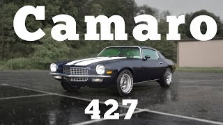 1970 Chevrolet Camaro 427: Regular Car Reviews
