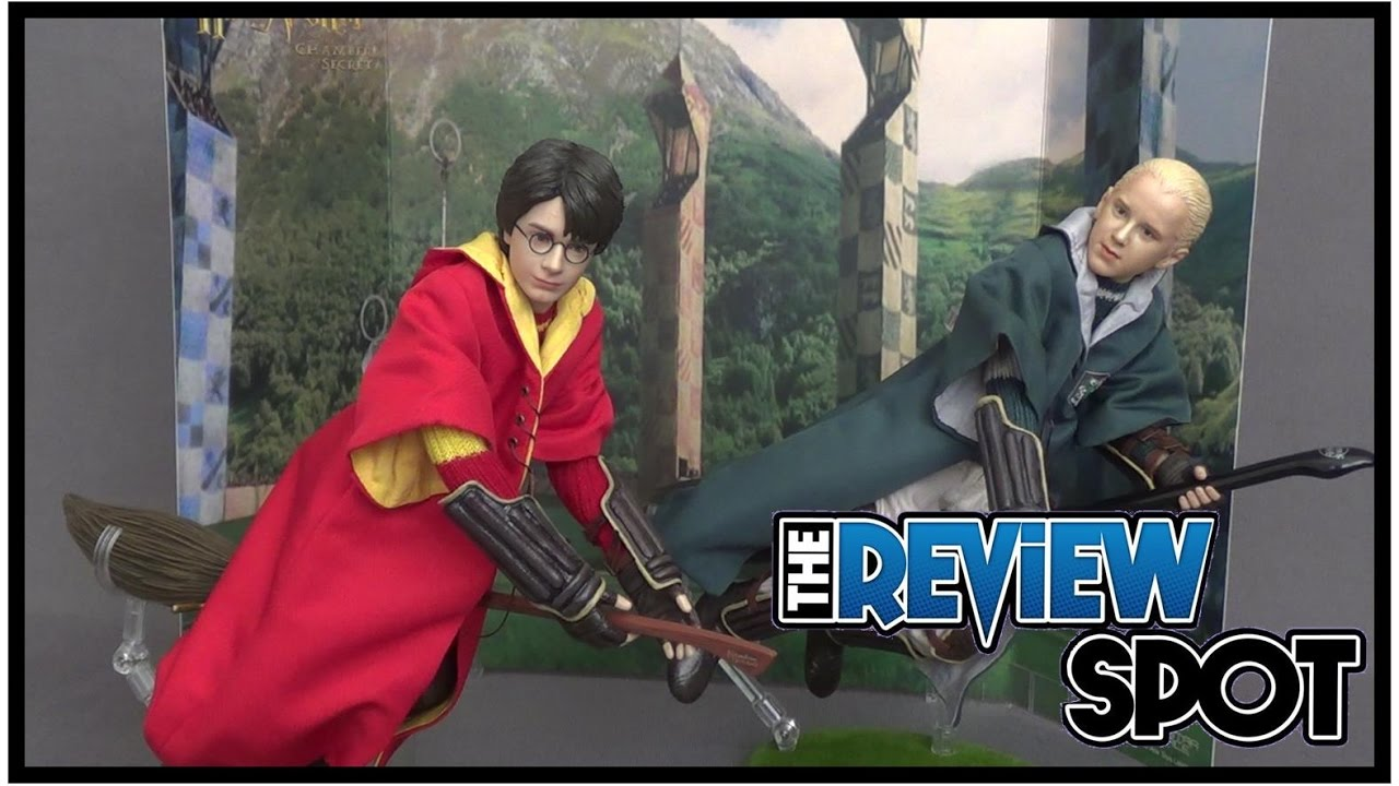 osw.zone A review of the Quidditch set of Harry and Draco