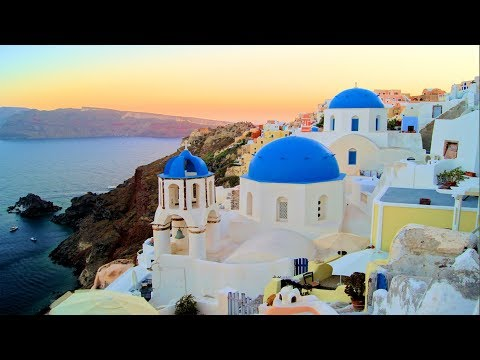 Santorini Greece Vacation Travel Guide