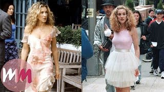 Top 10 Best Carrie Looks on Sex and the City
