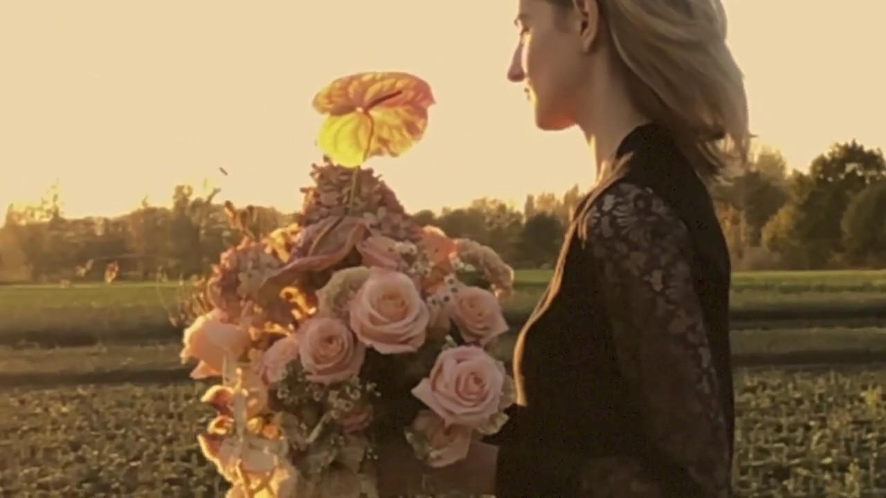 Fleur De Coeur A Vintage Fall Bridal Bouquet Youtube