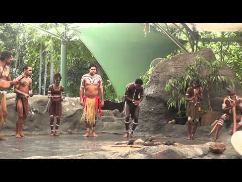 Tjapukai Aboriginal Cultural Park - Cairns, Australia - 7 February 2012 #1