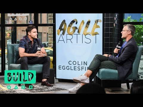 Colin Egglesfield On His Book,