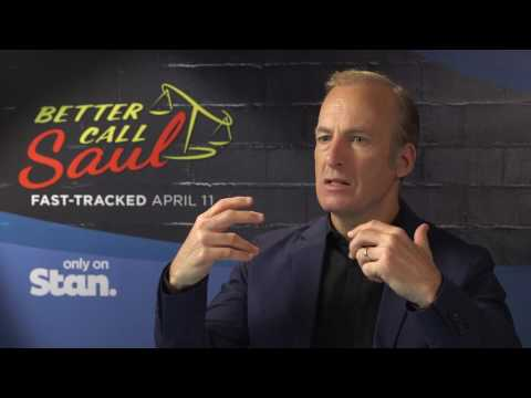 Bob Odenkirk - Better Call Saul S3 - interview