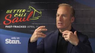 Bob odenkirk - better call saul s3 interview