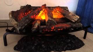 Elektrischer Kamineinsatz Feuerkorb KDS