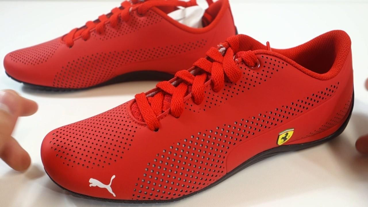 3e16befb6721 Pánské stylové boty Puma Ferrari - YouTube