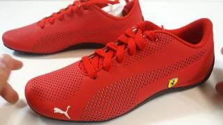 Pánské stylové boty Puma Ferrari