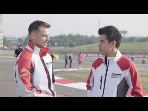 The Winning Difference: Shanghai Circuit with Earl Bamber