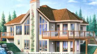 A-frame Homes Video 1 | House Plans And More