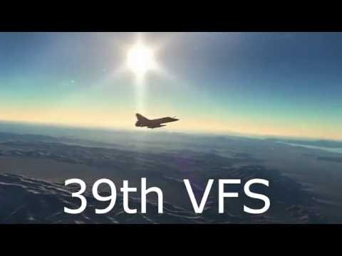DCS M2000C 39th VFS Little sortie over Nevada