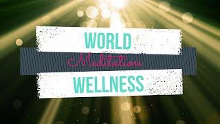 V44 M| World Wellness Meditation #GuidedMeditation#creating torroidal fields #releasing#sending