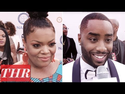 Download Youtube: Team Issa or Team Lawrence? Yvette Nicole Brown, Marcc Rose, & More Answer!   NAACP Awards 2018