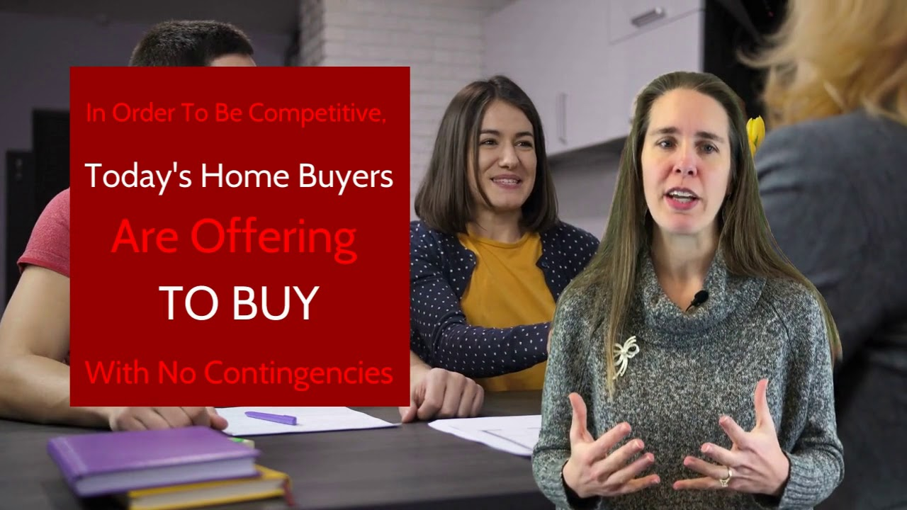 Sell or Buy First?  How To Time The SALE of Your Old House with the PURCHASE Of Your New One...