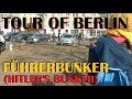 A March Through Europe (Pt. 19) - Tour of Berlin, Germany: Hitler's Bunker