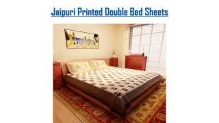 Single, Double Designer Bed Sheets Available Online At Lowest Price
