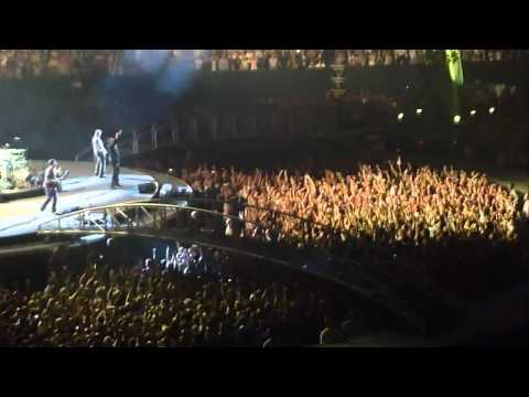 U2 Elevation (360° Tour Live From Gelsenkirchen) [Multicam 720p By Mek With U22's Audio]