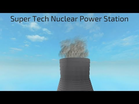 Space Tech Nuclear Power Plant: Meltdown and Missile Launch.