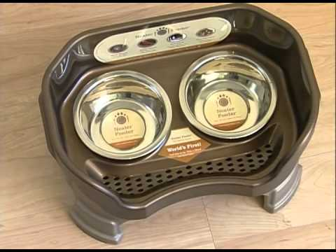 Neater Feeder™ System For Dogs And Cats Demo