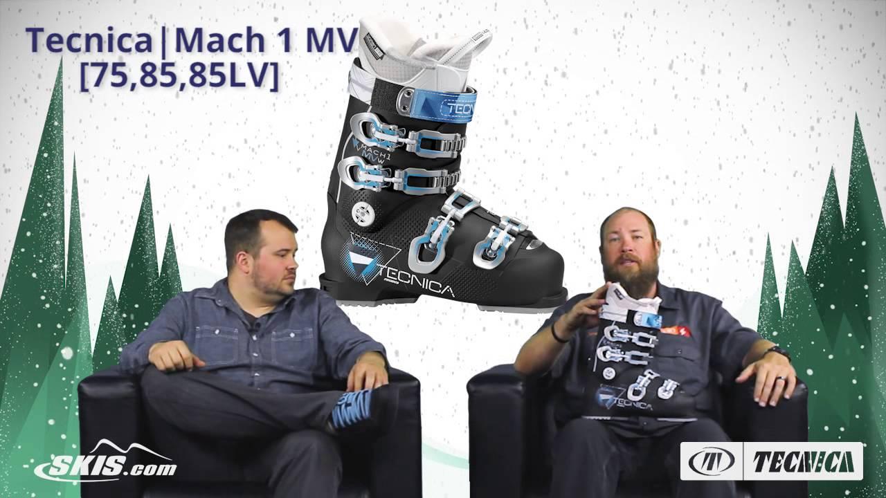 2017 Tecnica Mach 1 MV 75, 85, and 85