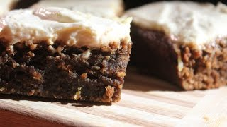 Sticky Ginger Cake With Lemon Frosting Recipe | Fisher & Paykel