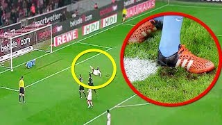 10 BIGGEST Cheating In Football  Unsportsmanlike Moments