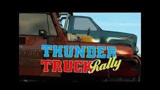 PSX Longplay [461] Thunder Truck Rally