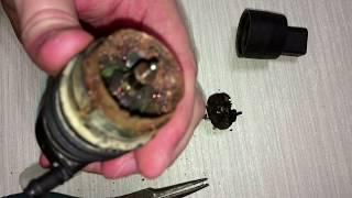 Ремонт насоса (моторчика) омывателя лобового стекла лансер 10