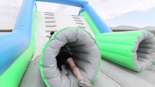 Insane Inflatable 5K Obstacle Tour