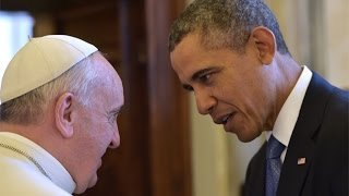 Pope Francis: How His Trip to America Could Help Obama